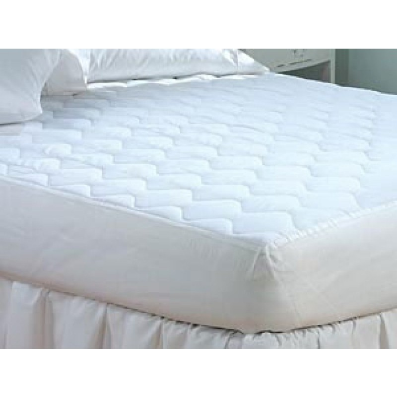 Fitted Mattress Pads With Deep Pocket Queen